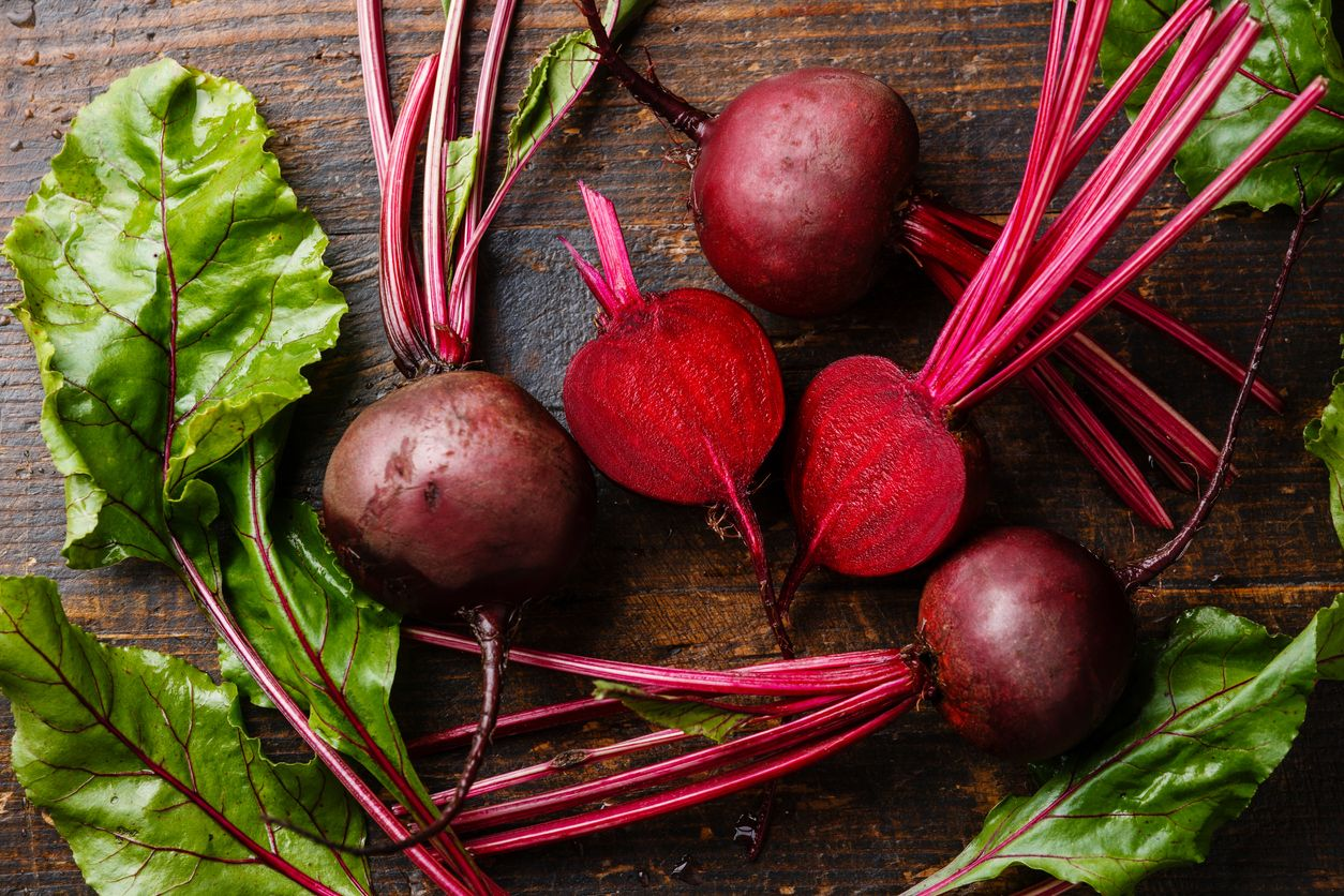 Trust Beets for a Healthy Beat